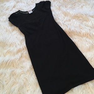 Poof! Dresses - Black dress   size medium/large