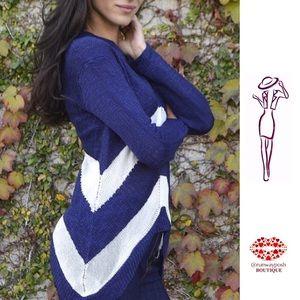 High Low Lightweight Sweater