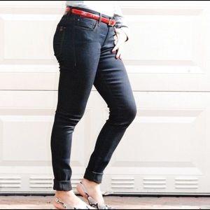 Jeans - Classic skinny jeans in black