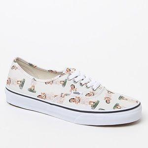 Vans Shoes | Vans Hula Girl Shoes