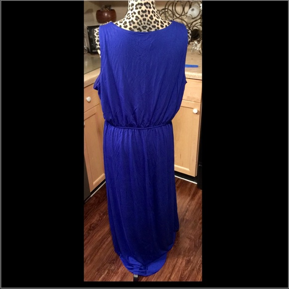 Off Ab Studio Dresses Skirts Ab Studio Maxi Dress Size Xl