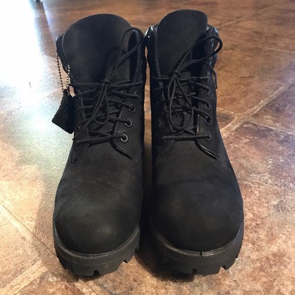 Timberland Boots Black Menns vyvVJrsNPP
