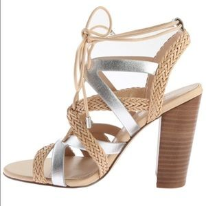 Charles by Charles David Lace Up Sandal