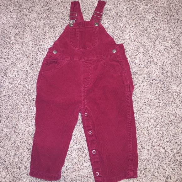 4efa86c21c11 GAP Other - Baby gap corduroy overalls 18-24 months XL