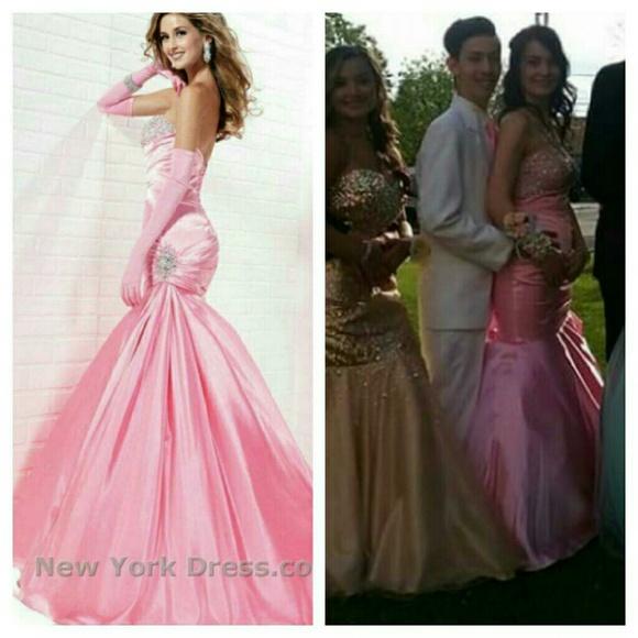 prom dresses new york