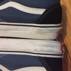 Chaussures Vans Femmes Noir Taille 8 LNWIj