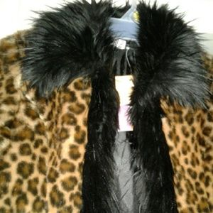Bianni Other - Girls' Faux Fur Coat BRAND NEW
