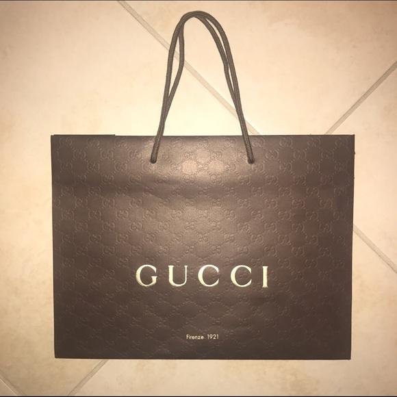 573451a96c1 Gucci Medium Size Shopping Bag