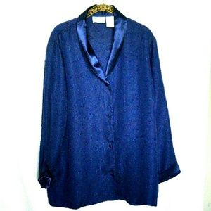 Jaclyn Smith Other - NWT! Pajama top