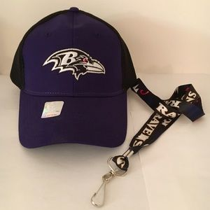 Other - 🎁 Unisex Ravens hat and lanyard