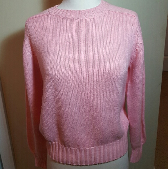 Vintage - Vintage Bubblegum Pink Sweater from Meghan's closet on ...