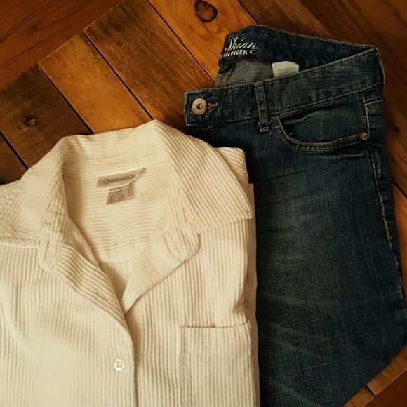 2466128c7e7 Corduroy Big Shirt from Chadwicks
