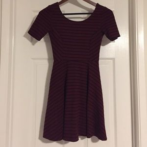 Scoop neck Lush Dress from Nordstrom