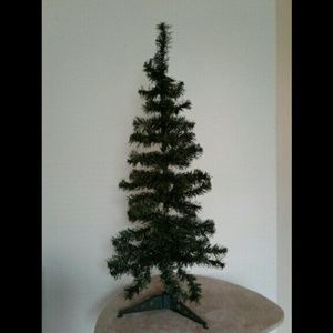 Closet Other - Christmas Tree with Stand