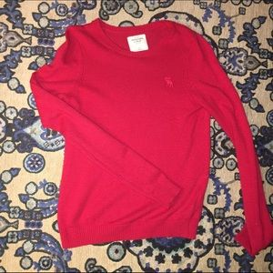 Abercrombie and Fitch medium sweater