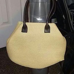 San Diego Hat Company Handbags - STRAW BAG FROM THE SAN DIEGO HAT CO.