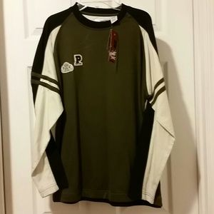 Point Zero Other - Point Zero Boys Long Sleeve Rugby Style Shirt