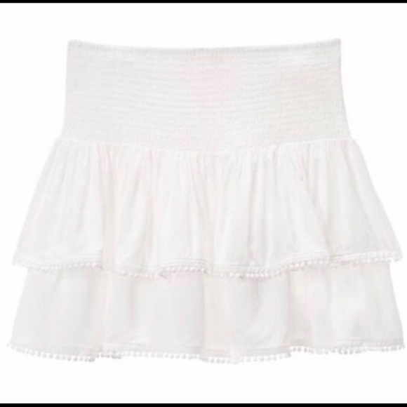 PINK Victoria's Secret Dresses & Skirts - 🎈SALE🎈NEW* V Secret 💯 % cotton Mini Skirt