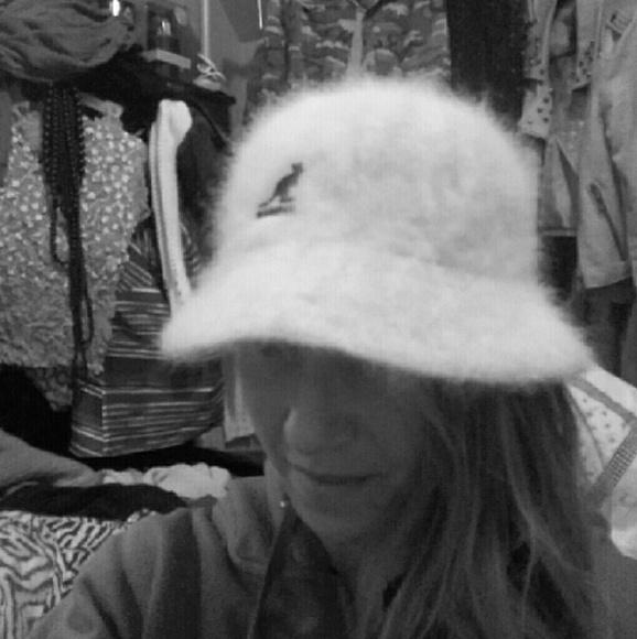 bd2565840527f Kangol Accessories - 90 s Vintage White Kangol Furgora Hat⤵💲⤵💲⤵
