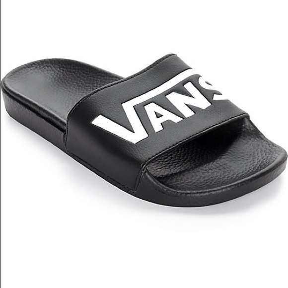 705106a2eb Womens  Vans Slide Ons Size 6