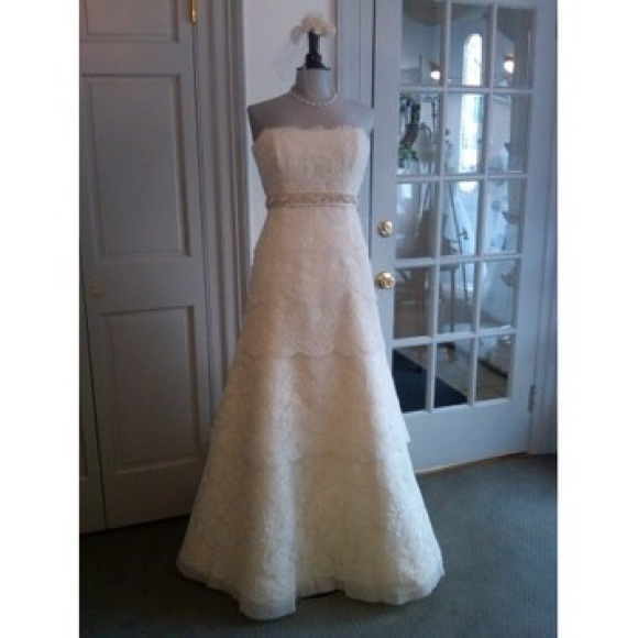 Rivini Dresses | 13 By Rita Vinieris Wedding Dress | Poshmark
