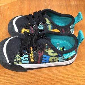 Chooze Other - Chooze shoes rockstar toddler 5m worn once