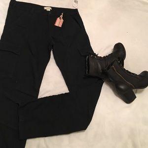 Pants - wove indigo pants