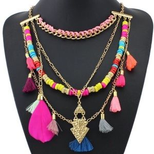 Jewelry - Made in the USA. Statement Necklace