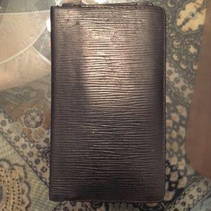 Genuine Louis Vuitton Epi Wallet