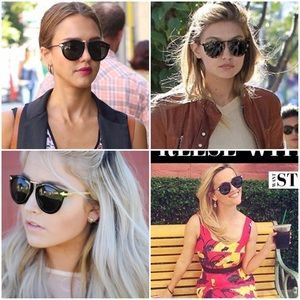 Karen Walker Accessories - Karen Walker Harvest sunglasses Gigi Jessica alba