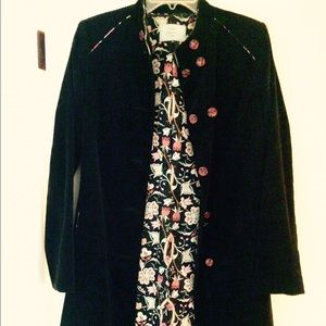 Tocca Jackets & Blazers - Tocca 100% Cotton Trench Coat