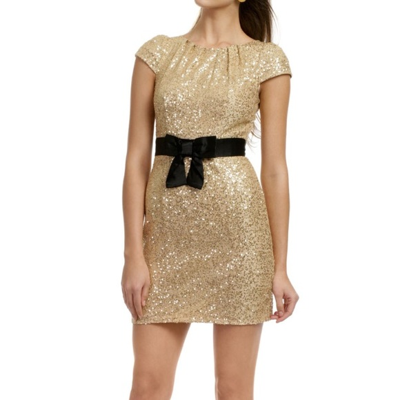 Milly Gold Dresses