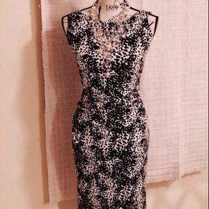 Norma Kamali Dresses & Skirts - Print Sleeveless Dress - Norma Kamali