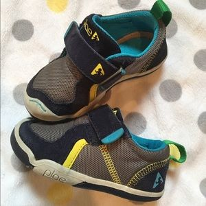 PLAE Other - PLAE Blue Toddler Boy Shoes