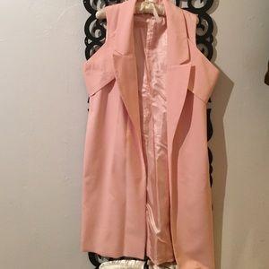 lavish alice Jackets & Coats - Lavish Alice Off the shoulder vest