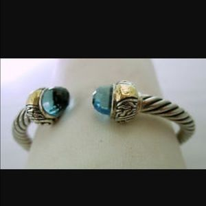 bailey couture Jewelry - David Yurman inspired bracelet