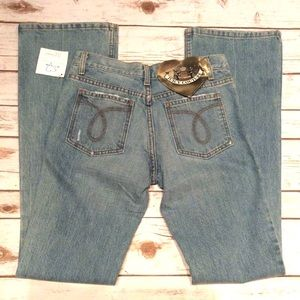 Juicy Couture Denim - Juicy Couture Woodstock Bootcut Jeans Size 26