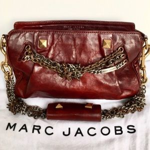 Marc Jacobs Chain Clutch