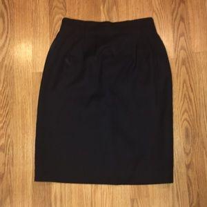 Preston & York Dresses & Skirts - Adorable high rise black skirt.
