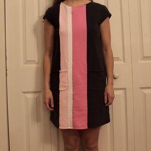 Julie Brown Dresses & Skirts - Women's Julie Brown NYC Dress Blue Pink Medium
