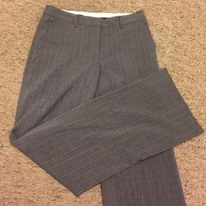 Gray Michael Kors dress pants