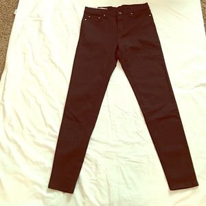 Red Engine Pants - NWT Red Engine Solar Black Skinny Crops Size 30
