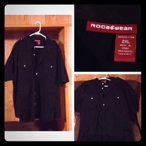 Rocawear Other - Mens Rocawear Button Down Shirt