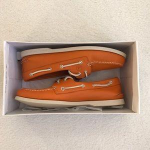 Sperry Top-sider Orange Size 11