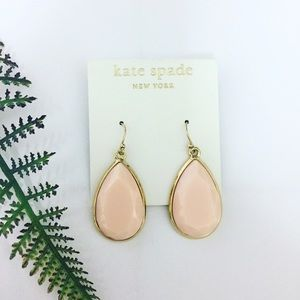 HPKate Spade Peach Earrings