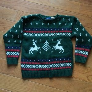 Other - Boys winter sweater