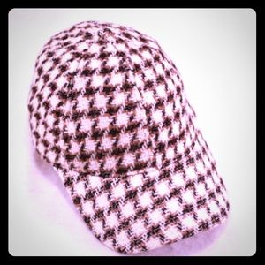 J. CREW NWT Plaid Wool Cap