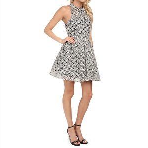 Sam Edelman Floral A-line Dress