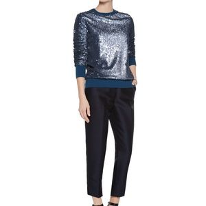Equipment Shane sequined sweater size XS