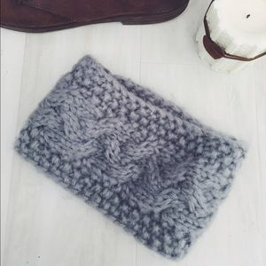 Accessories - Cable Knit Headband